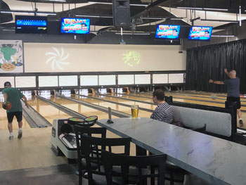 The best quality wood bowling lanes in Southwest Florida